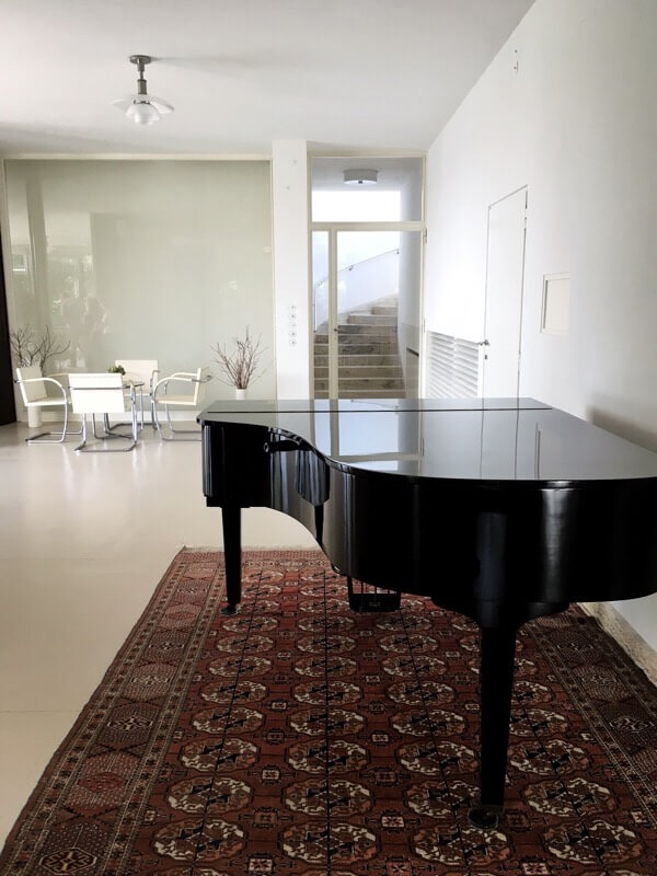 Pianos in every home