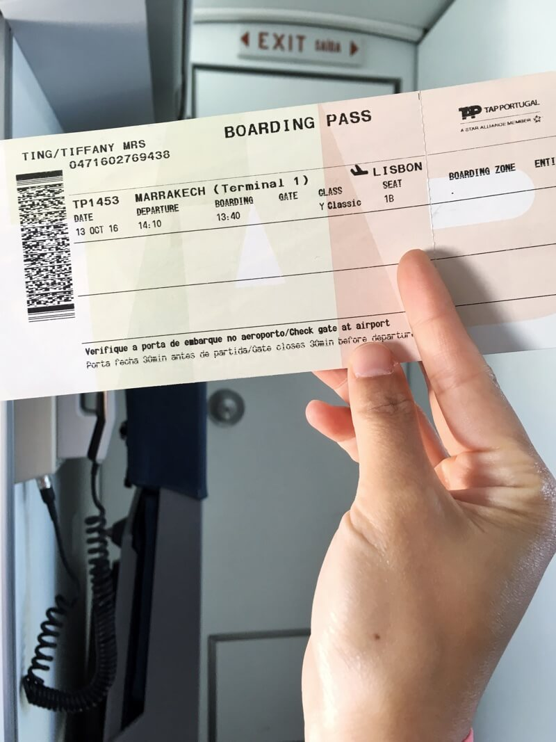 Ticket to fly