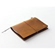 Midori Traveler's passport-sized notebook